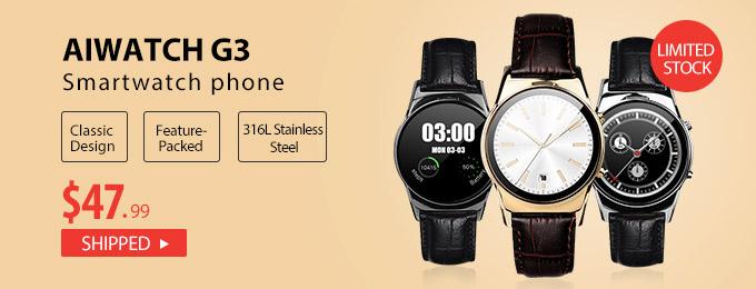 Ai Watch G3