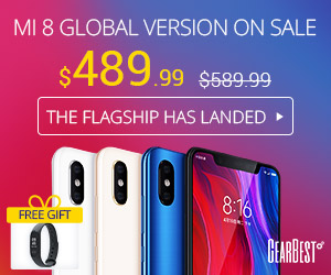 2018 Xiaomi Great Sale on Gearbest