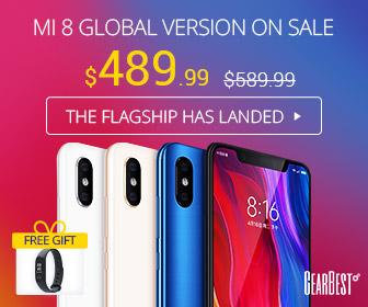 2018 Xiaomi Great Sale on Gearbest
