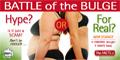 Battle of Bulge Weight Fat Thin