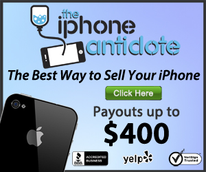 Click here to sell your iPhone