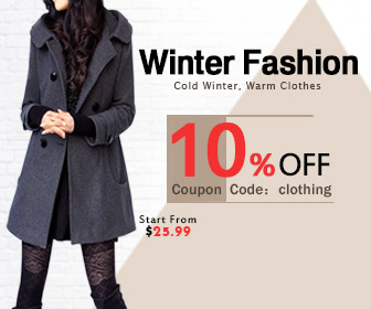 Winter Fashion Coats,Start From $25.99, Extra 10% OFF, Coupon Code: clothing ,Free Shipping by Onfancy.com