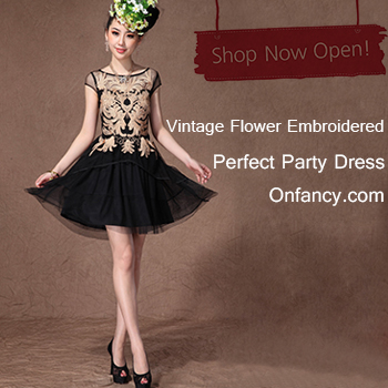 Come to Onfancy.com and find more fashion floral  dress!