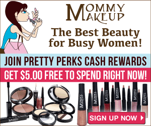 Mommy Makeup - The Best Beauty for Busy Women - $5 signup bonus