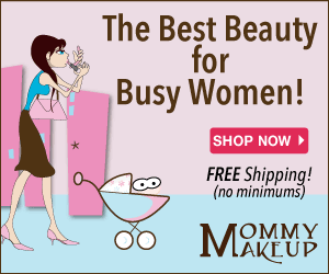 Mommy Makeup - The BEST Beauty for Busy Women! Free Shipping!