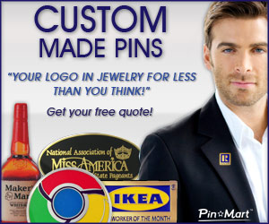 USA and Brazil Flag Pin 534671668