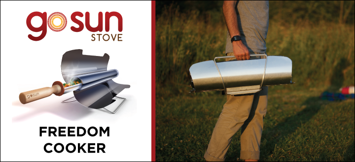 Grant Writer Client -- Go Sun Stove -- business environmental innovation