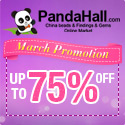 Up to 75% OFF on March Promotion, ends on Mar. 15th, 2016 PST
