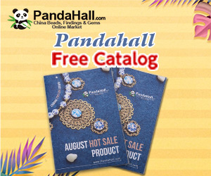 PandaHall Free Catalog