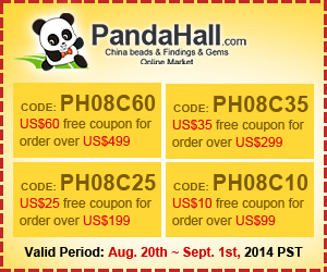 Up to $60 off sitewide coupons, valid from Aug. 20th to Sep. 1st, 2014.