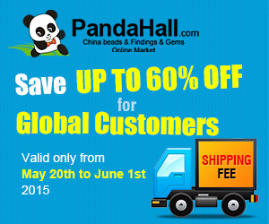 PandaHall: Up to 60% Off on Sh...