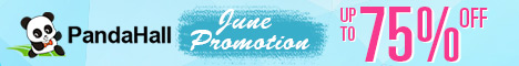 Up to 75% OFF on June Promotion, Valid time: From Jun. 1st to Jun. 15th, 2016 PST