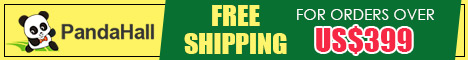 Free Shipping for Order Over $399, valid time: From April 7th to 21st, 2015.