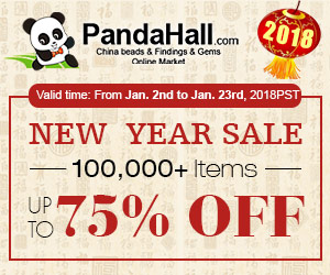 Up to 75% OFF on 2018 NEW YEAR SALE 100000+ Items. Ends on Jan. 23rd, 2018 PST