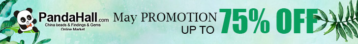 Up to 75% OFF on May Promotion, 80,000+ Items, ends on May 16th, 2018 PST