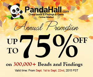 Up to 75% OFF on Annual Promotion, valid from Sept. 1st to Sept. 22nd, 2015 PST.