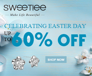 Up to 60% Off Sweetiee Quality Jewelry