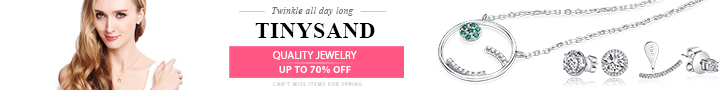 Up to 70% OFF Tinysand Quality Jewelry