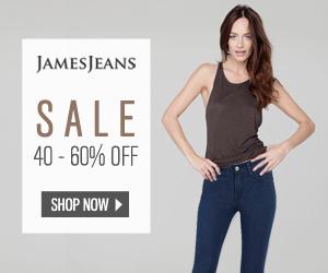 James Jeans Sale 40~60% Off