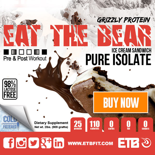 ETB Whey Pure Isolate Protein