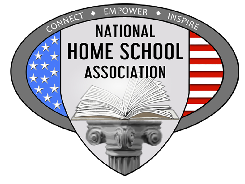National Home School Association logo