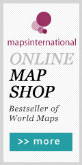 Maps International Best Selling Wall Maps