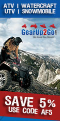 Save 5% Off at GearUp2Go with Coupon Code: AF5!