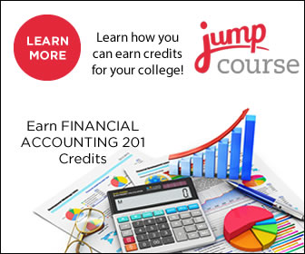 JumpCourse helps you prepare for CLEP exams.