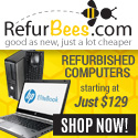 Refurbished Computers Starting As Low As $129 At RefurBees.com