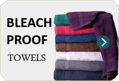 Bleach Proof Towels