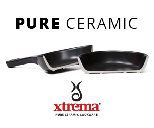 Introducing Xtrema Colors Ceramic Cookware