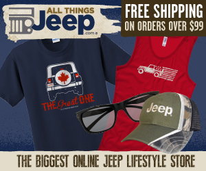 All Things Jeep - Biggest Online Jeep Gift Store