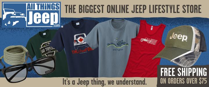 CJ Jeep parts