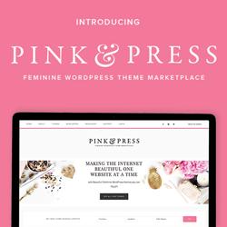 Pink & Press-