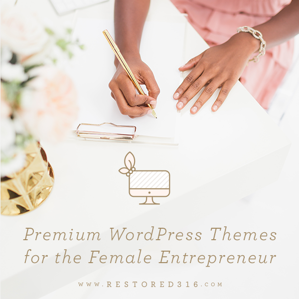 Feminine Website Themes
