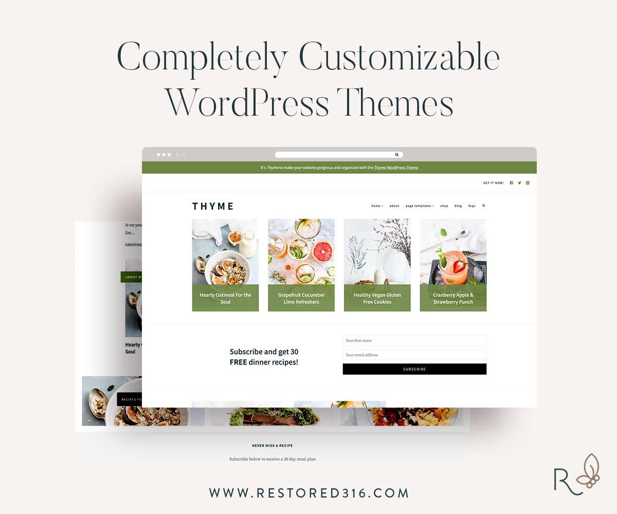 Femine WordPress Themes