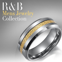 RnBJewellery Mens Jewelry Collection 255x255