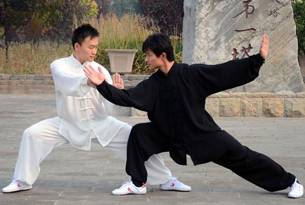 comfortable Tai chi clothes