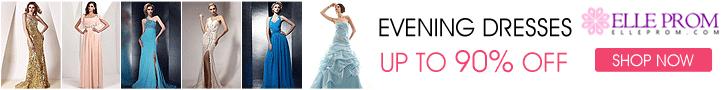 Elle Prom Dress in Big Sale