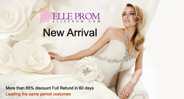 80  Off Buy Wedding Dresses  ElleProm.com