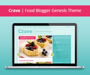 Crave | Genesis Child Theme