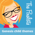 The Pixelista | Genesis Child Themes