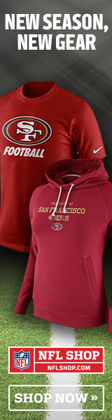 Shop for official San Francisco 49ers fan gear and authentic collectibles at NFLShop.com