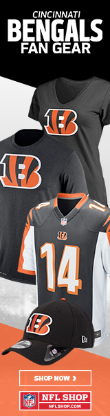Shop for officially licensed Cincinnati Bengals Fan Gear, accessories and authentic collectibles at Shop.ClevelandBrowns.com