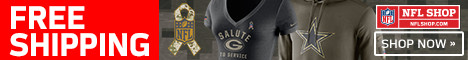 Gear up for NFL Season with Sideline Gear from NFLShop.com