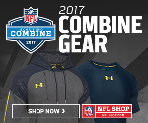 Shop for the Under Armour gear worn by players at the 2016 NFL Combine