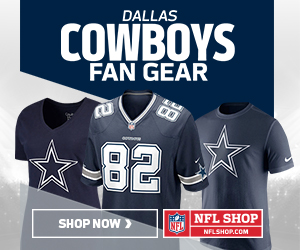 dallas cowboys offical shop coupon
