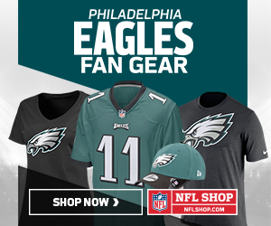 best service 418e1 999cc Shop for Philadelphia Eagles Fan Gear at the NFL Shop