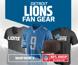 Shop for official Detroit Lions fan gear and authentic collectibles at NFLShop.com