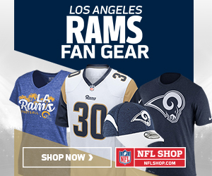 Shop for official Los Angeles Rams fan gear and authentic collectibles at NFLShop.com